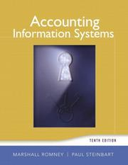 Cover of: Accounting Information Systems (10th Edition) (Accounting Information Systems)