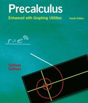 Cover of: Precalculus Enhanced with Graphing Utilities (4th Edition)