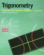 Cover of: Trigonometry Enhanced with Graphing Utilities (4th Edition)