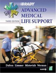Cover of: Advanced Medical Life Support (3rd Edition)