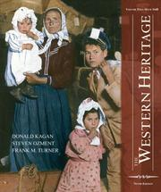Cover of: The Western Heritage