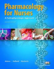 Cover of: Pharmacology for Nurses