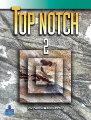 Cover of: Top Notch 2 (International English for Today's World)