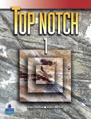 Cover of: Top Notch 1 (International English for Today's World)