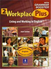 Cover of: Workplace Plus 2 with Grammar Booster (Workplace Plus)