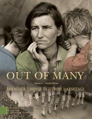 Cover of: Out of Many, TLC Volume II, Revised Printing (4th Edition)