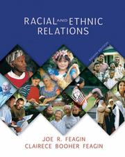 Cover of: Racial and Ethnic Relations (8th Edition)