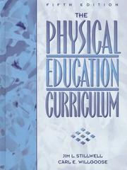 Cover of: Physical Education Curriculum, The