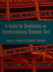 Cover of: Guide for Developing An Interdisciplinary Thematic Unit, A