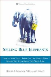 Cover of: Selling Blue Elephants