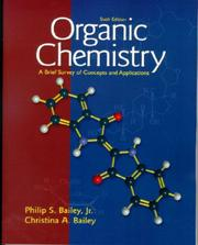 Cover of: Organic Chemistry