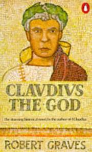Cover of: Claudius the God