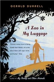 Cover of: A zoo in my luggage