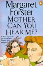 Cover of: Mother Can You Hear Me?