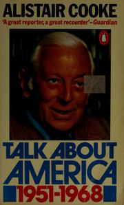 Cover of: Talk About America, 1951-68