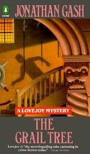 Cover of: Grail Tree (Lovejoy Mystery)