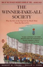 Cover of: The winner-take-all society