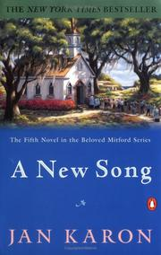 Cover of: A New Song (The Mitford Years #5)