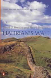 Cover of: Hadrian's Wall (Penguin History)