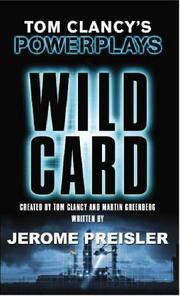 Cover of: Wild Card (Tom Clancy's Power Plays)