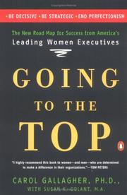 Cover of: Going to the Top