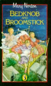 Cover of: Bedknob and Broomstick (Puffin Books)