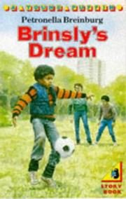 Cover of: Brinsly's dream