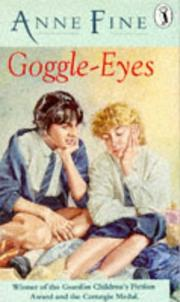 Cover of: Goggle-eyes (Puffin Books)