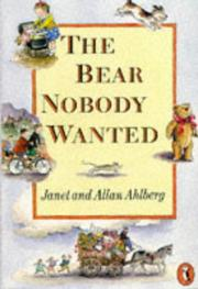 Cover of: The Bear Nobody Wanted