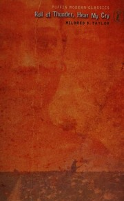 Cover of: Roll of Thunder, Hear My Cry (Puffin Modern Classics)