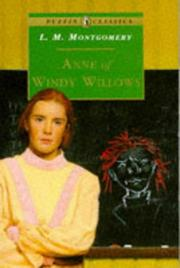 Cover of: Anne of Windy Willows