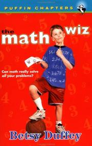 Cover of: The Math Wiz (Puffin Chapters)