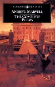 Cover of: The Complete Poems (Penguin Classics)