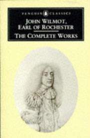 Cover of: The Complete Works (Penguin Classics)