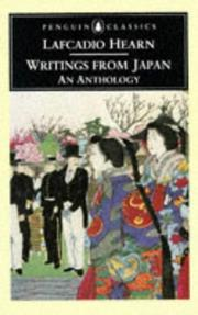 Cover of: Writings from Japan