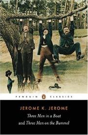 Cover of: Three Men in a Boat and Three Men on the Bummel