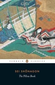 Cover of: The Pillow Book (Penguin Classics)