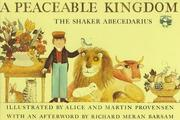 Cover of: A Peaceable Kingdom