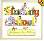 Cover of: Starting School (Picture Puffin)