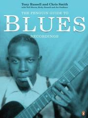 Cover of: The Penguin Guide to Blues Recordings