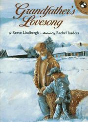 Cover of: Grandfather's Lovesong (Picture Puffins)