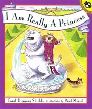 Cover of: I Am Really a Princess (Picture Puffins)