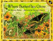 Cover of: Where Butterflies Grow (Picture Puffins)