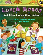 Cover of: Lunch Money And Other Poems About School (Picture Puffin)