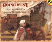 Cover of: Going West (Picture Puffins)