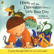 Cover of: Harry and the Dinosaurs Have a Very Busy Day (Picture Puffin)