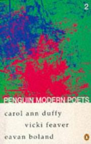 Cover of: Penguin Modern Poets