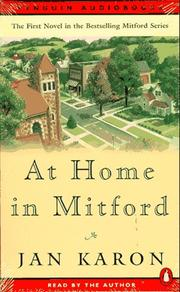 Cover of: At Home in Mitford (The Mitford Years #1)