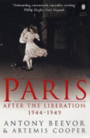 Cover of: Paris After the Liberation