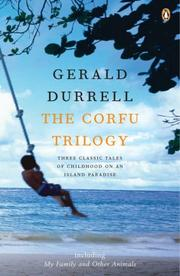 Cover of: Corfu Trilogy